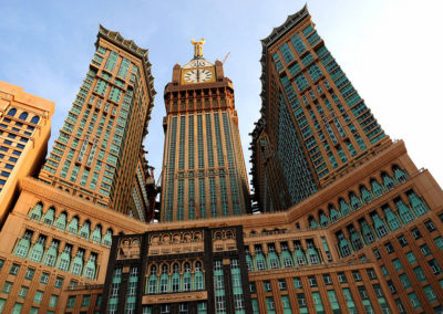 Abraj Al Bait Top Towers