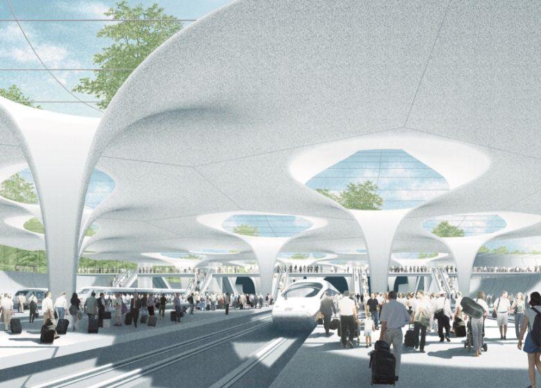 Stuttgart – Ulm (Hauptbahnhof Stuttgart)