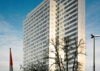 Dreischeibenhaus – Thyssenhochhaus