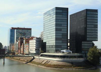 Hafenspitze Düsseldorf
