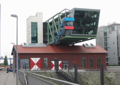 Port Event Center (PEC) Düsseldorf