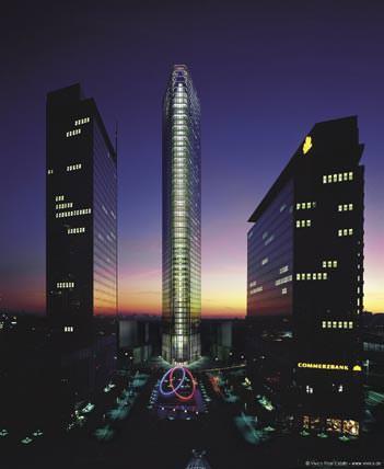 UEC Tower 1 Frankfurt