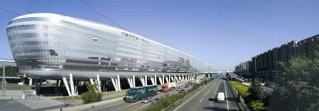 AIRRAIL Center Frankfurt
