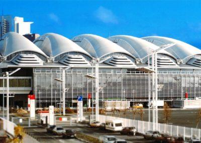 Messehalle 3A, Frankfurt
