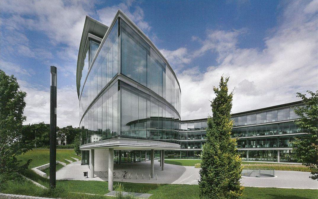 Neubau Daniel Swarovski Corporation