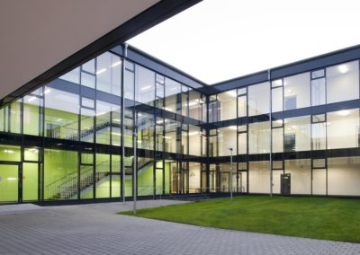 Neubau Berufskolleg Recklinghausen