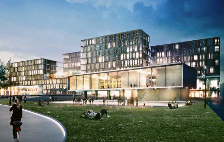 Neubau Frankfurt School of Finance and Management GmbH